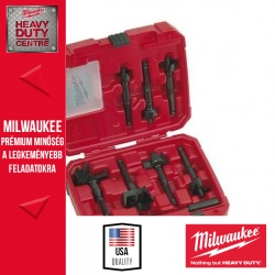 Milwaukee Öntolásos fúrókészlet 7 db