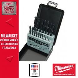 Milwaukee THUNDERWEB HSS-G Kobalt fémfúró szett 19 db
