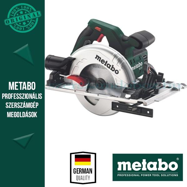 Metabo KS 55 FS Körfűrész