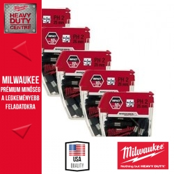 Milwaukee Shockwave PH2 Csavarozó bit 25 mm 25 db