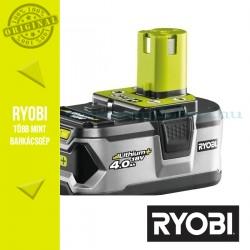 Ryobi 4,0Ah Li-Ion akkumulátor RB18L40