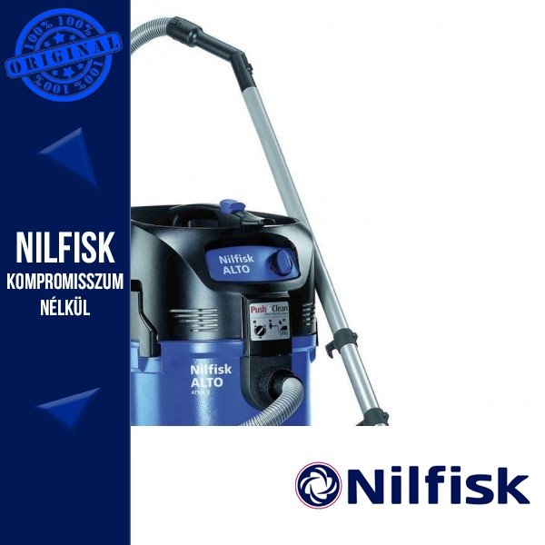 Nilfisk-ALTO ATTIX 30-01 PC Száraz-nedves ipari porszívó