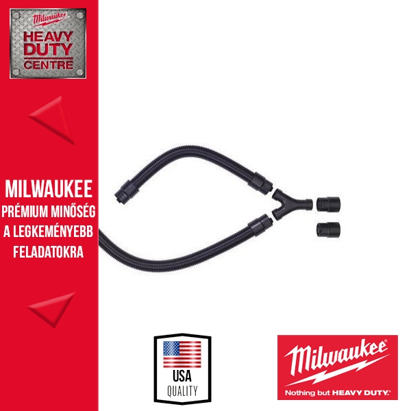 Milwaukee DEK 26 Porelvezető cső