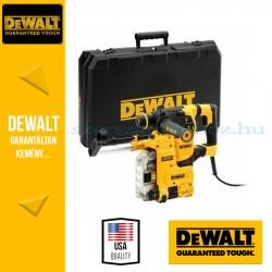 DeWalt D25335K-QS SDS-Plus gyorstokmányos ütvefúrógép beépített porelszívóval