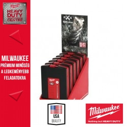Milwaukee SDS-plus Fúrószár szett 7 db x 6