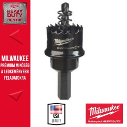 Milwaukee SHOCKWAVE Lyukfűrész 22 mm