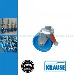 Krause Climtech Alu munkaállvány állítható magasságú kerékkészlet 150mm
