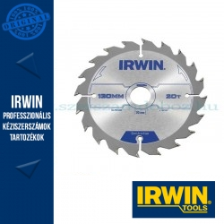 IRWIN Kézi körfűrészlap fához 130/20mm 20ATB
