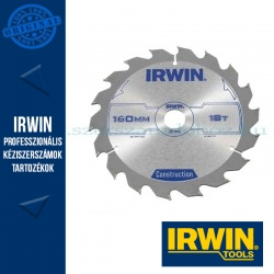 IRWIN Kézi körfűrészlap fához 160/20mm 18ATB