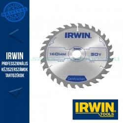 IRWIN Kézi körfűrészlap fához 160/20mm 30ATB