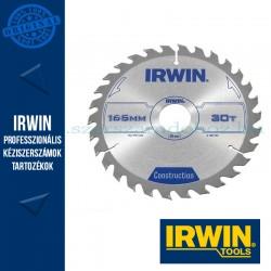 IRWIN Kézi körfűrészlap fához 165/30mm 30ATB