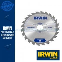 IRWIN Kézi körfűrészlap fához 180/30mm 24ATB