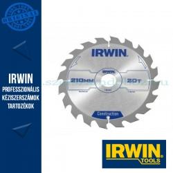 IRWIN Kézi körfűrészlap fához 210/30mm 20ATB