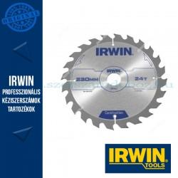 IRWIN Kézi körfűrészlap fához 230/30mm 24ATB