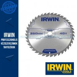 IRWIN Körfűrészlap fához, állványos gépekhez 350/30mm 40ATB