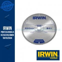 IRWIN Körfűrészlap fához, állványos gépekhez 350/30mm 84ATB