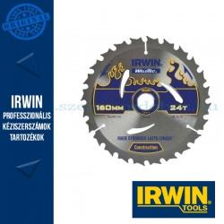 IRWIN Kézi körfűrészlap fához 160/20mm 24ATB