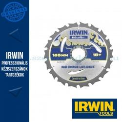 IRWIN Kézi körfűrészlap fához 165/30mm 18ATB