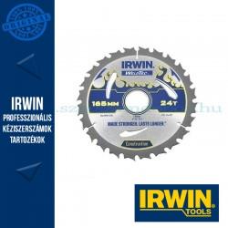 IRWIN Kézi körfűrészlap fához 165/30mm 24ATB