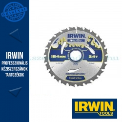 IRWIN Kézi körfűrészlap fához 184/30mm 24ATB