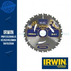 IRWIN Kézi körfűrészlap fához 190/30mm 24ATB