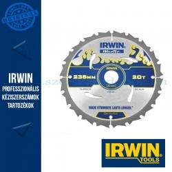 IRWIN Kézi körfűrészlap fához 235/30mm 20ATB