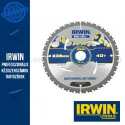 IRWIN Kézi körfűrészlap fához 235/30mm 40ATB