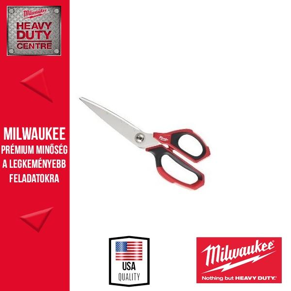Milwaukee Ipari olló egyenes