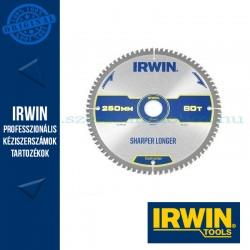 IRWIN Körfűrészlap fához állványos gépekhez 250/30mm 80ATB