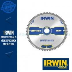 IRWIN Körfűrészlap fához állványos gépekhez 254/30mm 80ATB