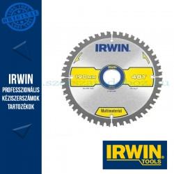 IRWIN Körfűrészlap szeges fához Multi 190/30mm 48TCG