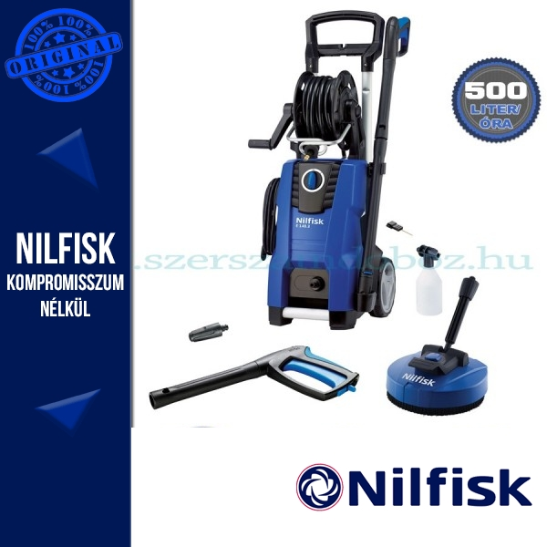 Nilfisk-ALTO E 140.3-9 PAD X-TRA Magasnyomású mosó