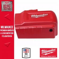 MILWAUKEE M18 kabát adapter USB töltővel