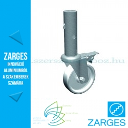 ZARGES Kerék csappal Ø 125 mm