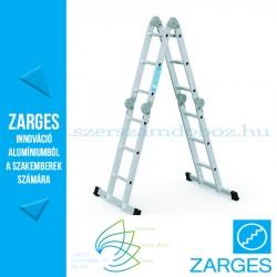 ZARGES Multitec M többcélú létra 4x3 fokos