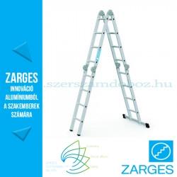 ZARGES Multitec M többcélú létra 4x4 fokos