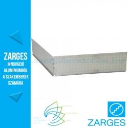 ZARGES Összecsukható alumínium bordázott lemez járólap a 2 x 3 + 2 x 4-es változathoz