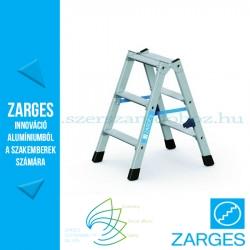 ZARGES Nova B két oldalon járható állólétra 2x3 fokos