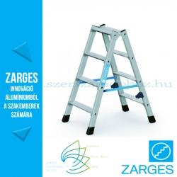 ZARGES Nova B két oldalon járható állólétra 2x4 fokos