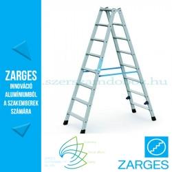 ZARGES Nova B két oldalon járható állólétra 2x8 fokos