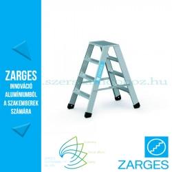 ZARGES Seventec B két oldalon járható állólétra 2x4 fok