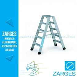 ZARGES Seventec B két oldalon járható állólétra 2x5 fok