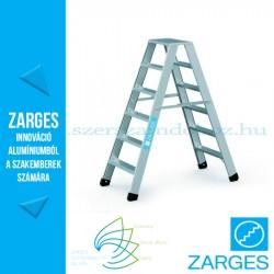ZARGES Seventec B két oldalon járható állólétra 2x6 fok