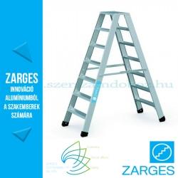 ZARGES Seventec B két oldalon járható állólétra 2x7 fok
