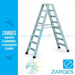 ZARGES Seventec B két oldalon járható állólétra 2x8 fok