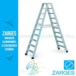 ZARGES Seventec B két oldalon járható állólétra 2x10 fok