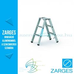 ZARGES Saferstep B két oldalon járható állólétra 2x3 fok