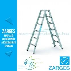 ZARGES Saferstep B két oldalon járható állólétra 2x6 fok