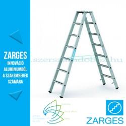 ZARGES Saferstep B két oldalon járható állólétra 2x7 fok