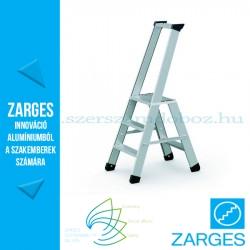 ZARGES Seventec S egy oldalon járható állólétra, 1x3 fok